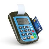 bequem mit Kreditkarte bezahlen in Frankfurt am Main